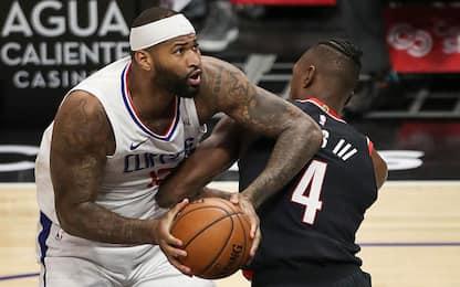 I free agent ancora disponibili sul mercato NBA