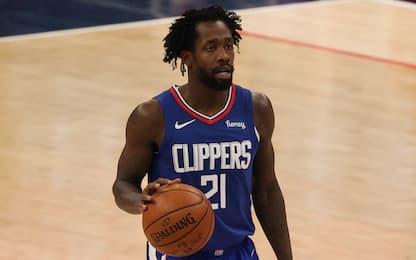 I Clippers perdono i pezzi: Beverley fuori un mese