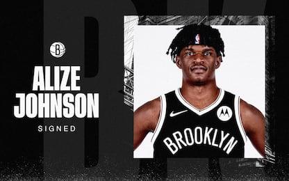 Brooklyn, contratto pluriennale per Alize Johnson