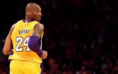 Kobe, 5 anni fa i 60 punti nell'ultima partita