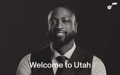 Wade diventa proprietario (di minoranza) dei Jazz