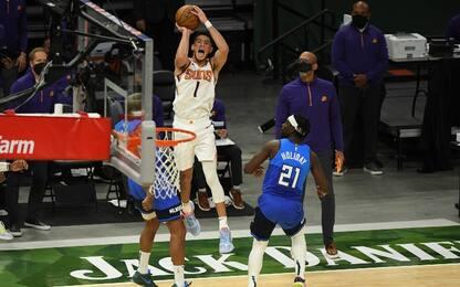 Fallo su Booker? Bucks-Suns, fa discutere la fine