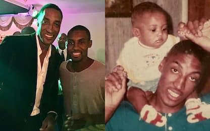Tragedia nella famiglia Pippen: morto il figlio