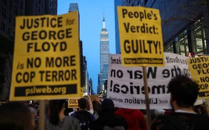 Verdetto sul caso Floyd: le reazioni del mondo NBA