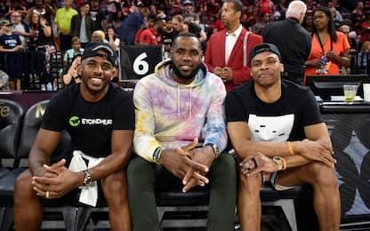 I contratti più ricchi scambiati nella storia NBA