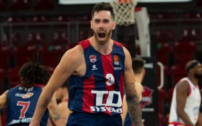 Knicks, rinforzi playoff: arriva Luca Vildoza