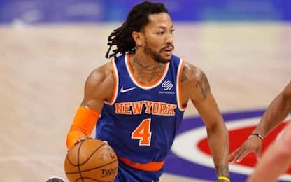 Knicks: rinnovo Rose (e non solo) e colpo Fournier