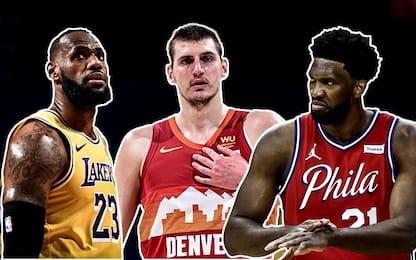 I 25 migliori giocatori NBA oggi per The Ringer