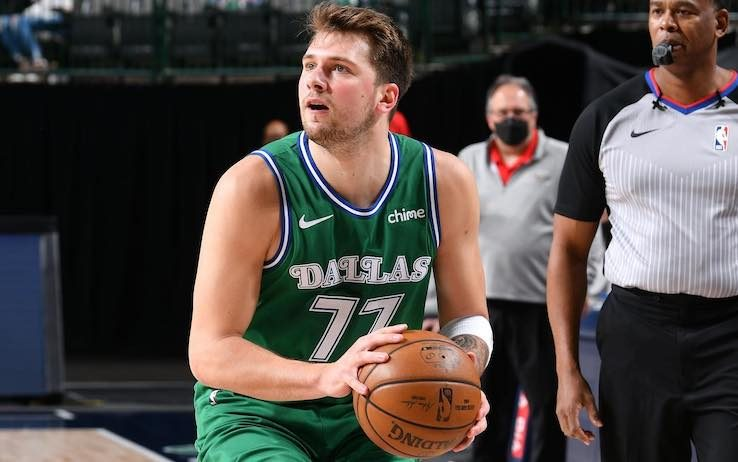 NBA – Tutto facile per i Dallas Mavericks di Melli e Doncic, battuti i Pelicans