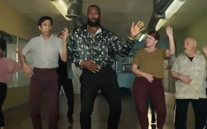 LeBron ballerino: lo spot diventato virale. VIDEO