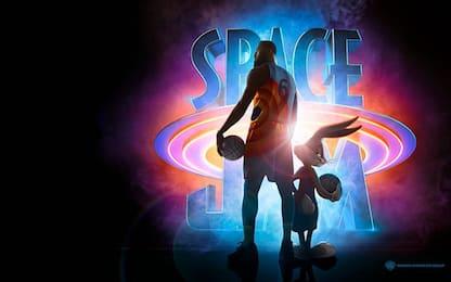 Space Jam: ecco la Goon Squad che sfida LeBron
