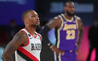 Lakers, come evitare il play-in: le combinazioni