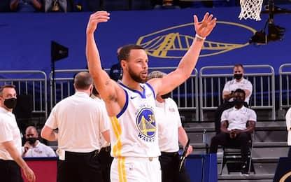 Curry come Jordan: re dei realizzatori a 33 anni