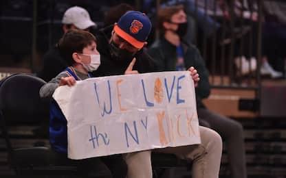 Knicks di nuovo ai playoff: prezzi record al MSG