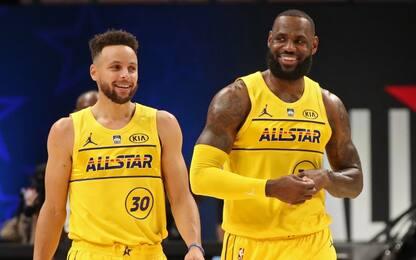 Lakers-Warriors e non solo: chi passa il turno?