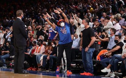 "New York vince, i tifosi cantano ""Dateci Brooklyn"""