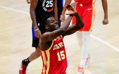 """Capela: """"Noi duri e vincenti, non come i Knicks"""""""