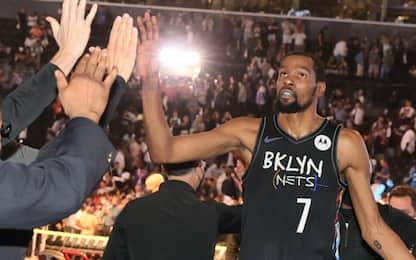 Il capolavoro di KD incanta tutti: le reazioni NBA