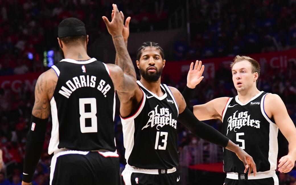 NBA PLAYOFF – I Clippers ci riprovano. Sotto 0-2, vincono gara-3 e riaprono la serie