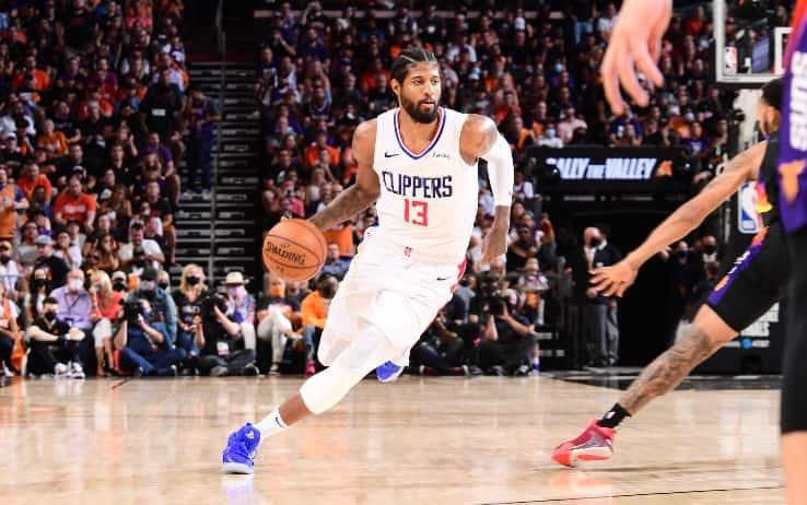 NBA PLAYOFF: Paul Geroge trascina i Clippers al successo in gara-5 contro Phoenix