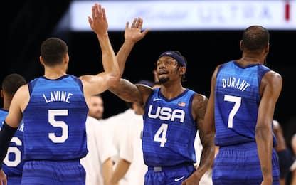 Team USA torna a vincere: battuta l'Argentina