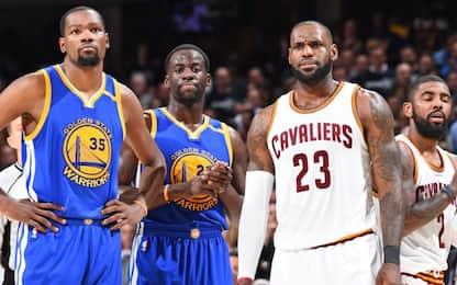 La finale NBA preferita di Durant? Quella del 2017