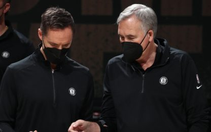 D'Antoni saluta Nash e Nets: ritorno in panchina?