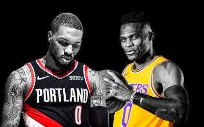 "Lillard allontana i Lakers: ""Lì c'è Westbrook"""