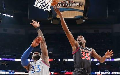 """Le squadre con più """"star power"""" nella storia NBA"""