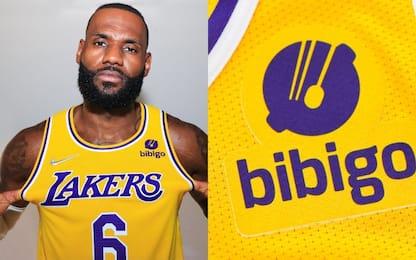 LeBron e le tre novità sulla sua maglia dei Lakers