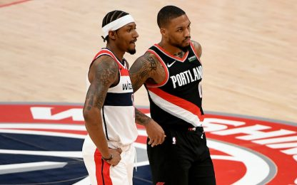 I Lakers volevano Lillard o Beal, non Westbrook