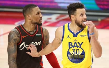 """La top-5 di Iverson: """"Lillard meglio di Curry"""""""