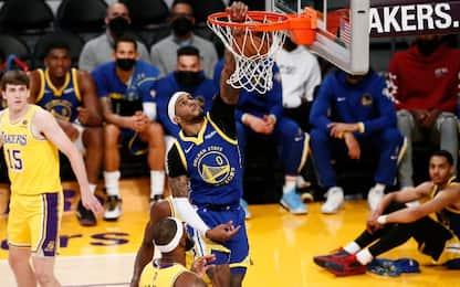 Warriors, il 15° posto in squadra resta vacante