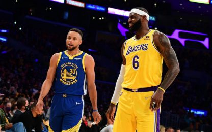 Curry, Poole e panchina: Golden State sbanca L.A.