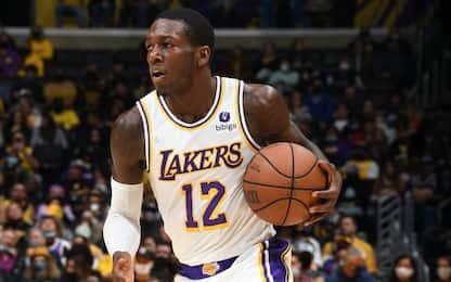 I Lakers perdono i pezzi: anche Nunn si fa male