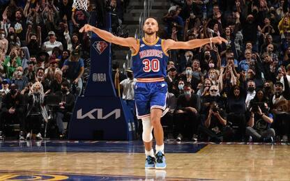 Curry clamoroso contro L.A., Miami domina i Bucks