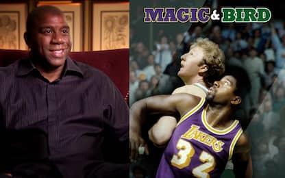 Magic&Bird, il documentario sui campioni rivali