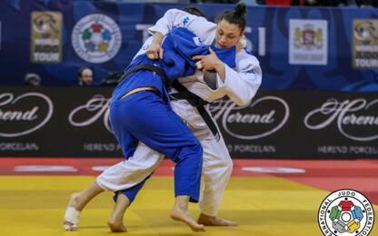Judo, Grand Slam di Osaka: 7^ Alice Bellandi