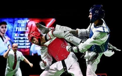 Taekwondo, Grand Prix Mosca: oro per Dell'Aquila