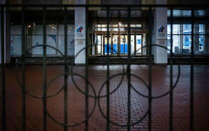 Russia bandita 4 anni dalla Wada: niente Olimpiadi