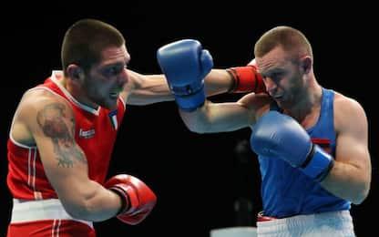 Boxe: stop alle qualificazioni a Tokyo 2020
