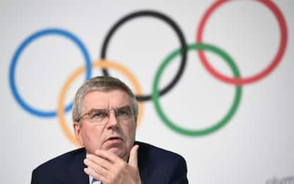 """Bach: """"Prematuro parlare rinvio Olimpiade"""""""