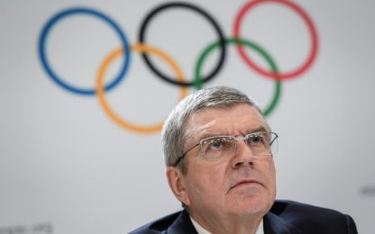 "Bach: ""Nuove date Olimpiade? Servono sacrifici"""