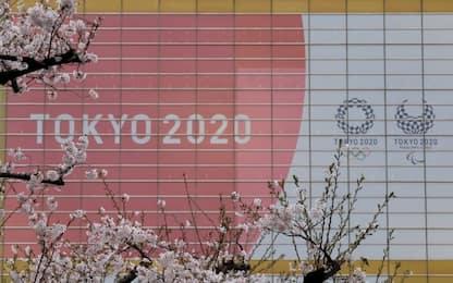 I Giochi di Tokyo dal 23 luglio all'8 agosto 2021