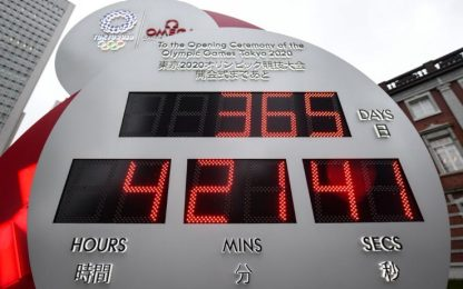 -365 giorni a Tokyo: le Olimpiadi al condizionale