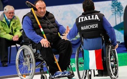 Lutto nel curling: è morto Andrea Tabanelli