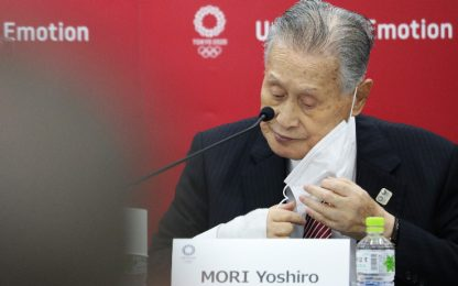 Frasi sessiste, presidente Tokyo 2021 si dimetterà