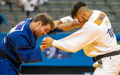 Judo, il Grand Slam di Tel Aviv in diretta su Sky
