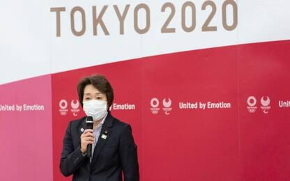 Tokyo 2020, è Seiko Hashimoto il nuovo presidente