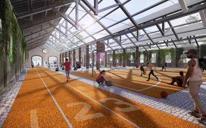 Ecco come sarà il villaggio olimpico 2026. FOTO